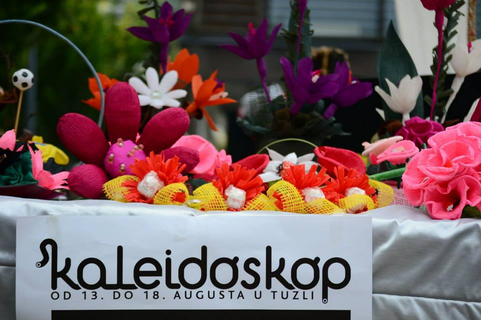 Kaleidoskop festival Tuzla