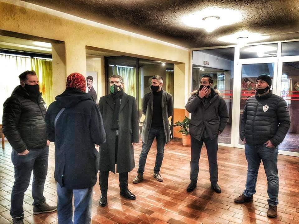 Stogodišnjica Husinske bune/ Udruga Srce Husina obilježila rađanje otpora radnika na Husinu  (FOTO)