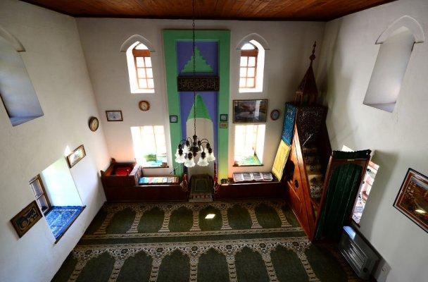 Džindijska (Husein-Čauš) džamija u Tuzli
