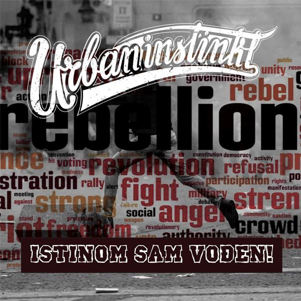 Poslušajte novi singl grupe Urban Instinkt ''Istinom sam vođen''!