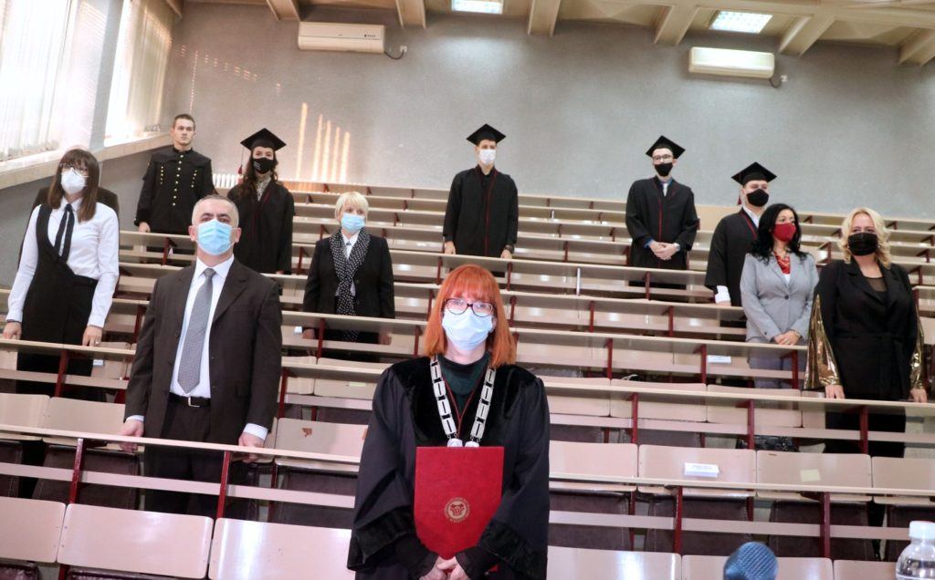 Pravnom fakultetu