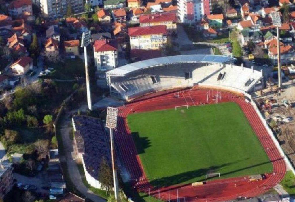 Stadion Tušanj - Fudbalski hram Tuzle