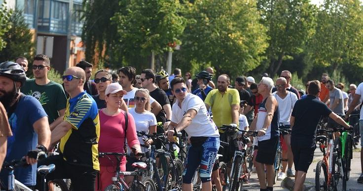 Tuzlanska biciklijada - sportski amaterski događaj