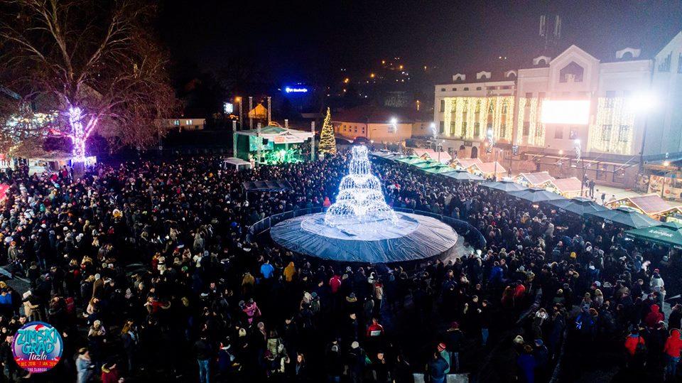 Zimski grad Tuzla