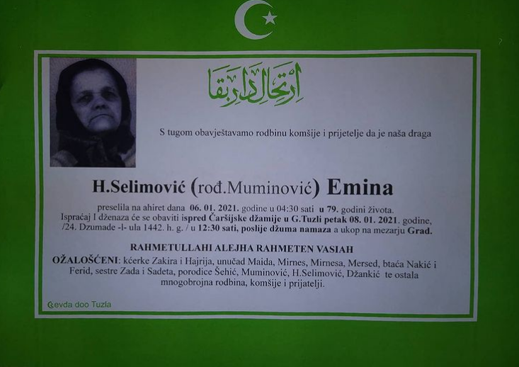 H.Selimović Emina