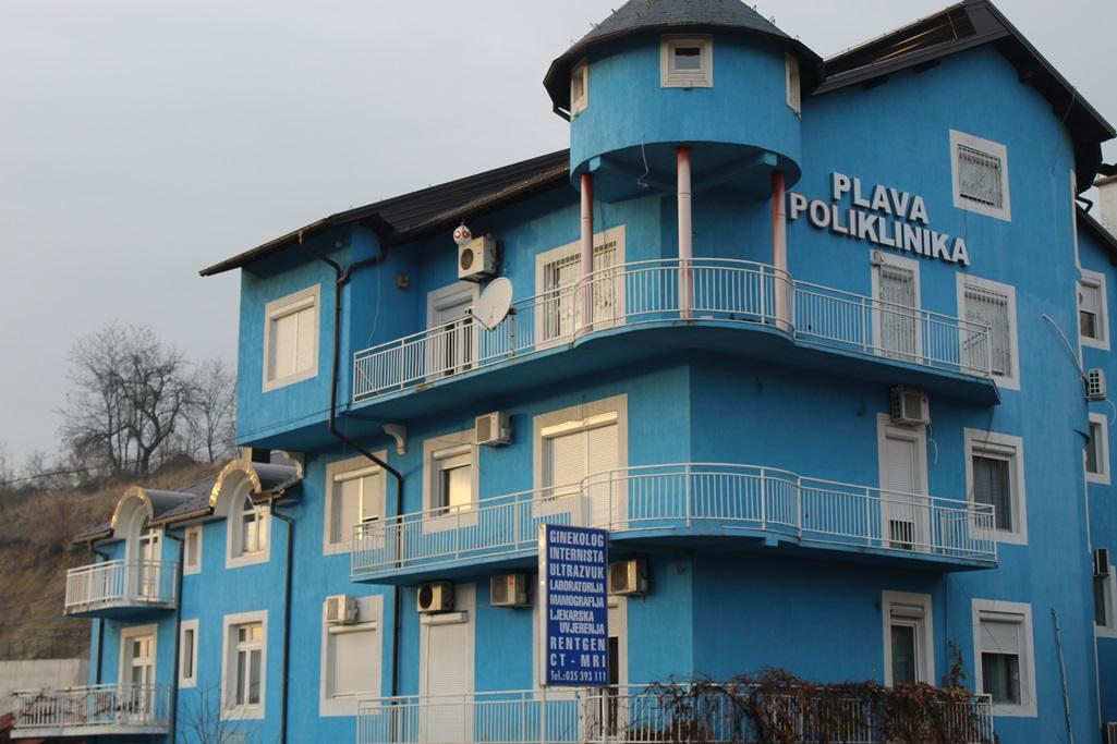 Plava poliklinika Tuzla