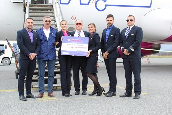 Ponuda usluga Wizz Air Tuzla