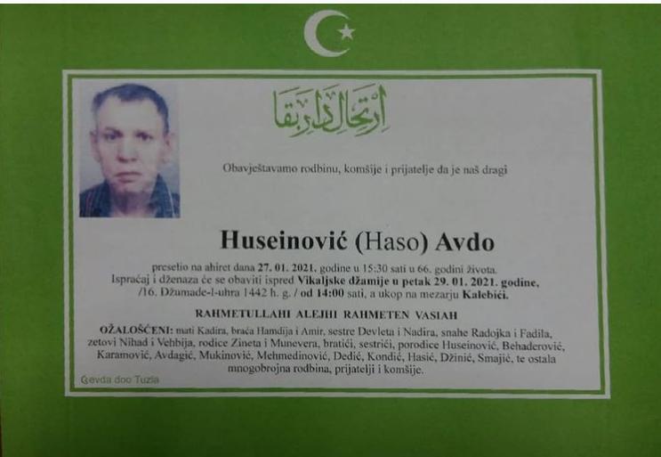 Huseinović Avdo