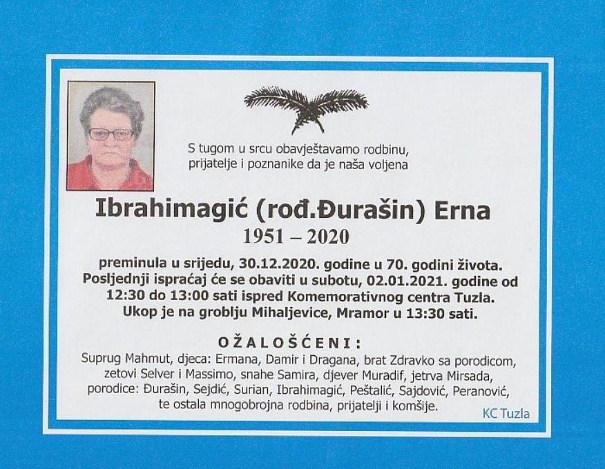 Erna Ibrahimagić
