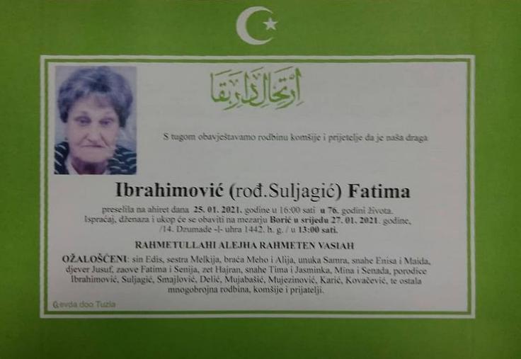 Ibrahimović Fatima