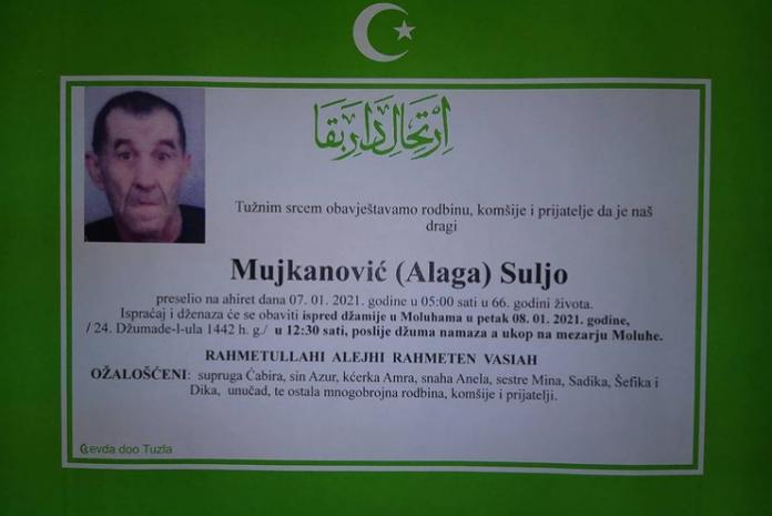 Mujkanović Suljo