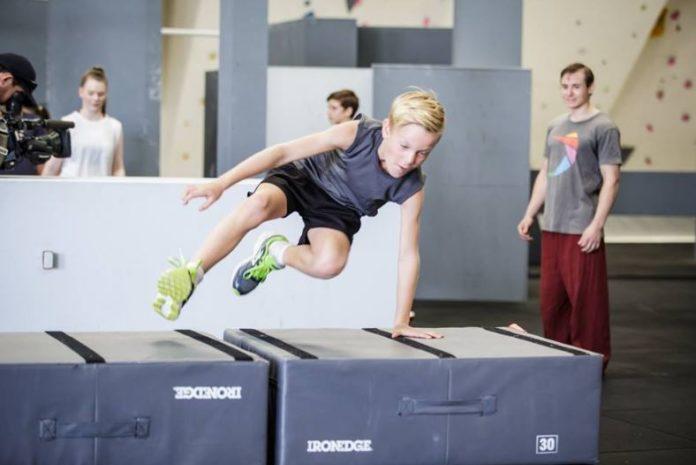 Novo u Gimnastičkom klubu 'Salto' Tuzla