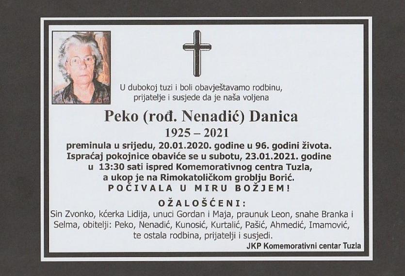 Peko Danica