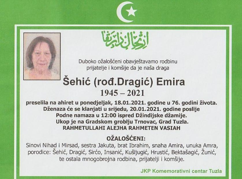 Šehić Emira