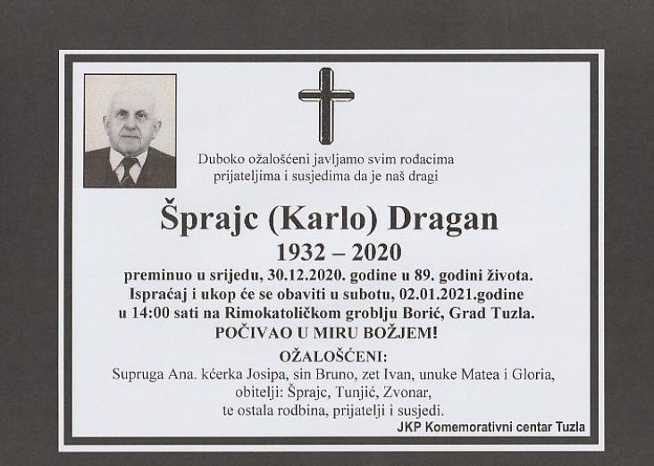 Šprajc Dragan