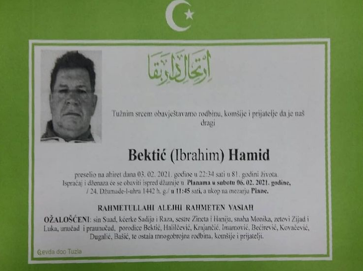 Bektić Hamid