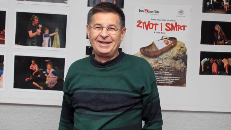 Vlado Kerošević - poseban glumac koji je na leđima nosio teatar u Tuzli