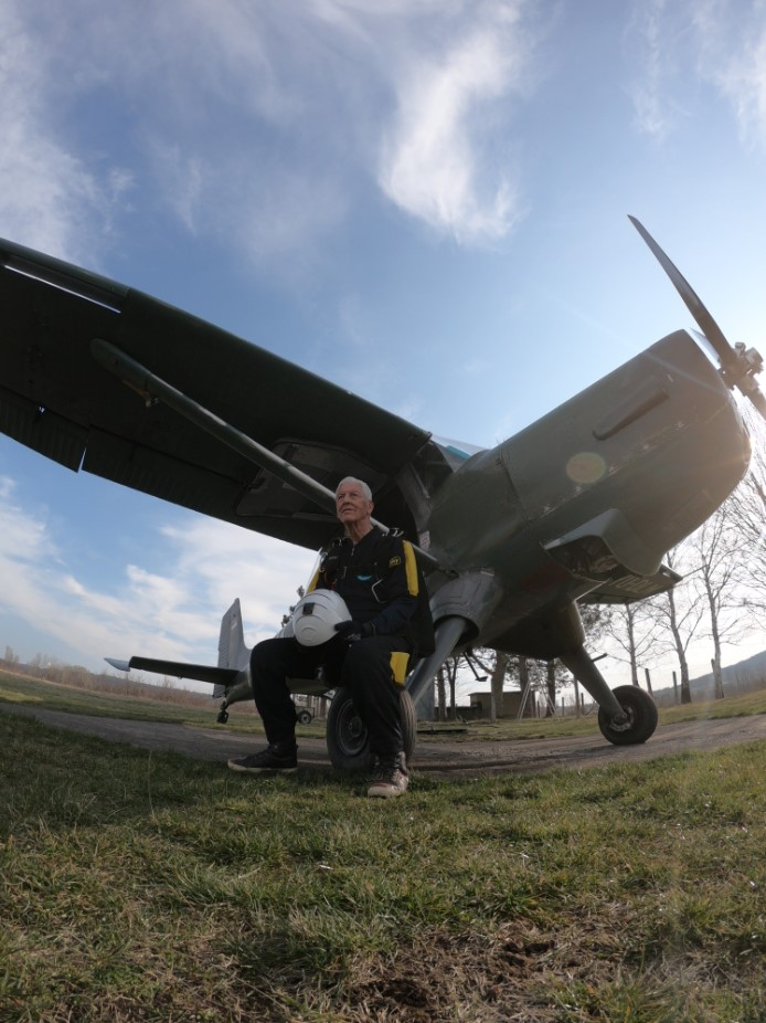 Najstariji aktivni padobranac u Evropi je Tuzlak Ibrahim Kalesić