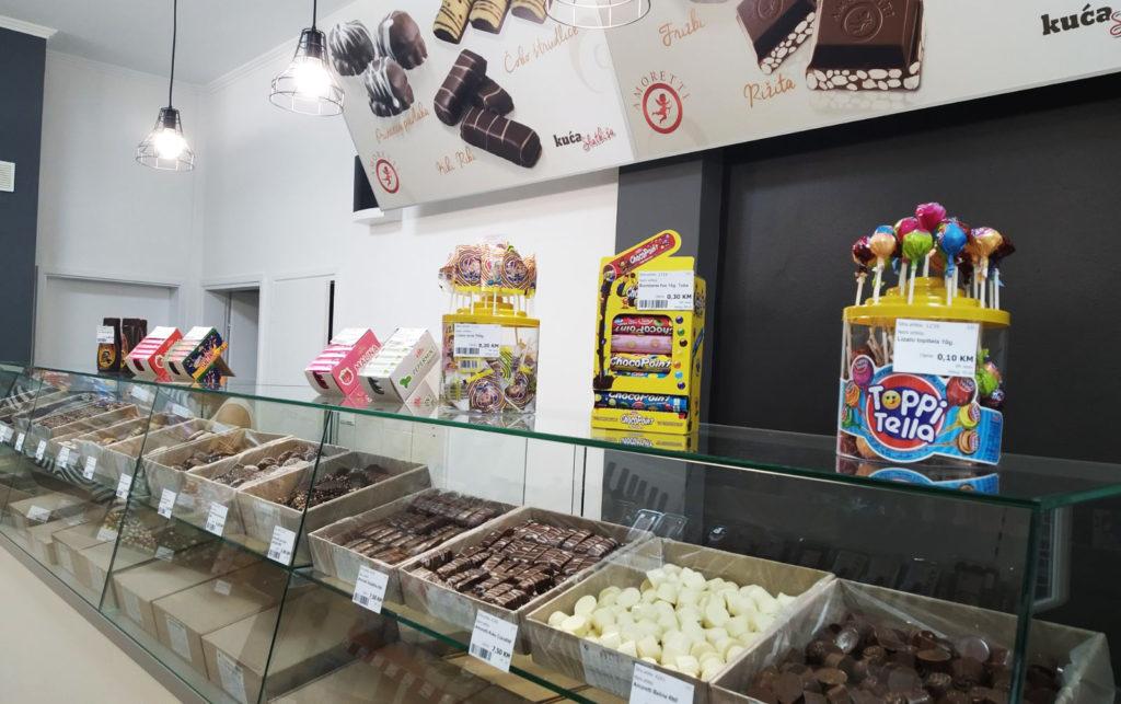 Kuća slatkiša AMORETTI napokon i u Tuzli