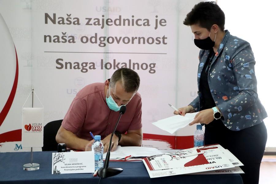 Fondacija tuzlanske zajednice distribuirala 50 000 KM za građanske inicijative