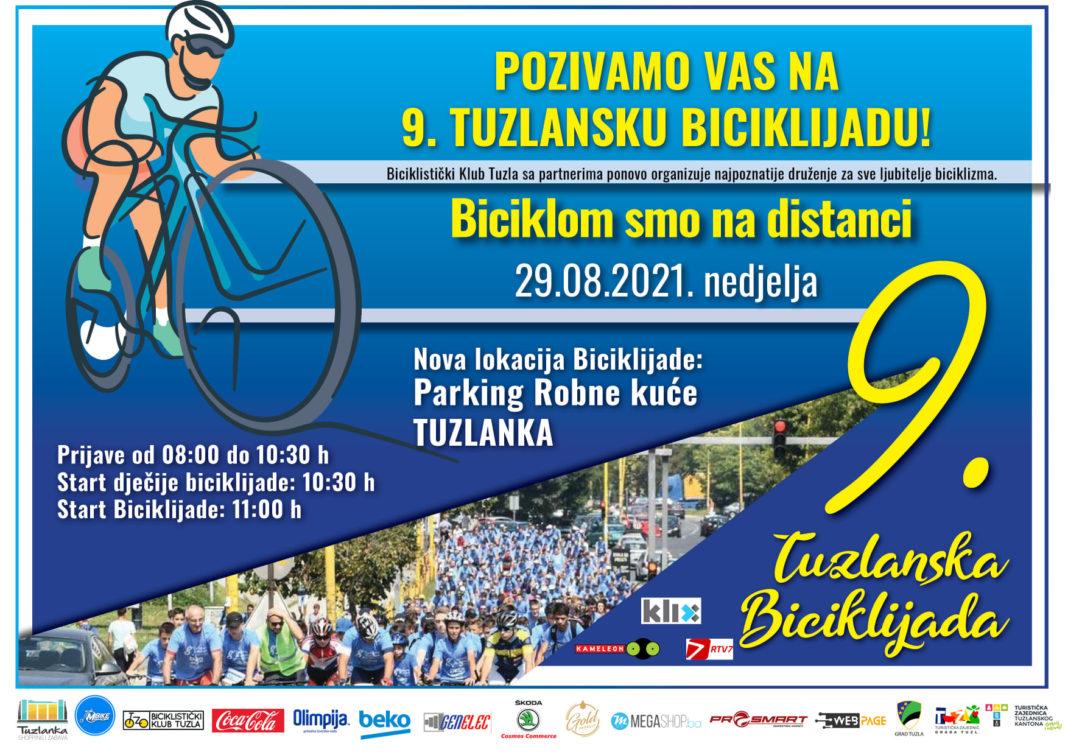 tuzlanska biciklijada
