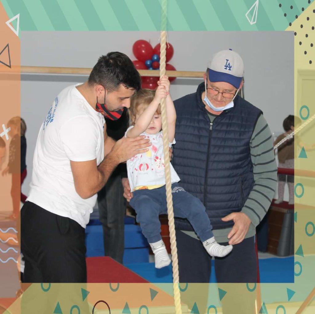 Gimnastički klub ''Salto'' Tuzla vrši upis novih članova/ Neka vaša djeca treniraju u idealnim uslovima