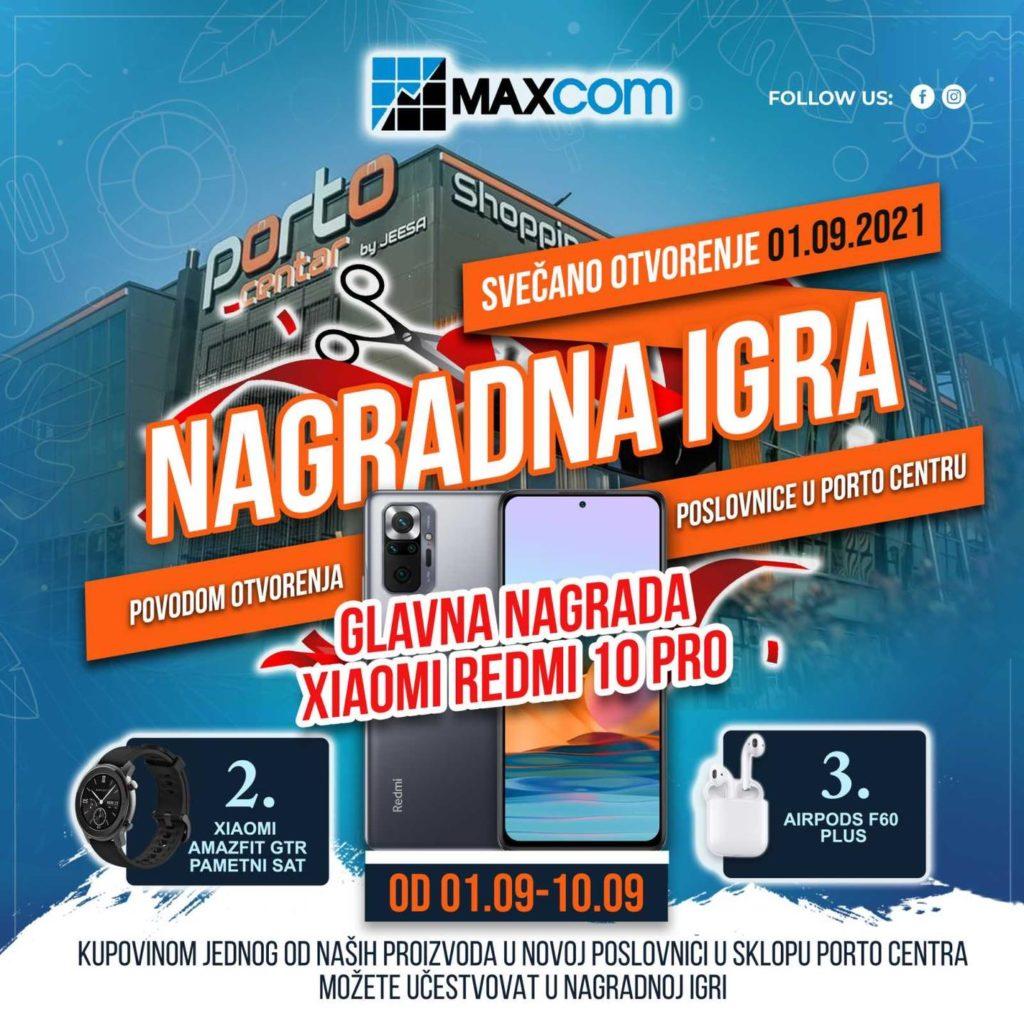 MAXcom: Mobiteli za sve i to na 24 rate