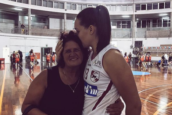Mara Lakić - legenda bosanskohercegovačke i ex-yu košarke