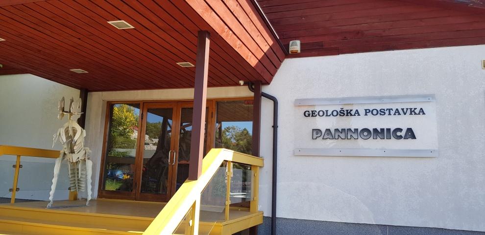 Muzej Geološka postavka Pannonica